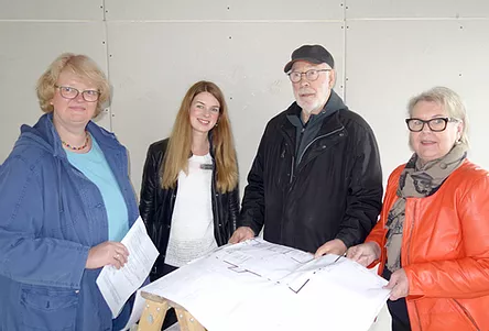 Wählergemeinschaft Pro-Kaki initiiert Umzug der Bücherei in die Innenstadt