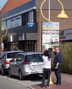 RTL-Fernsehen in Kaltenkirchen