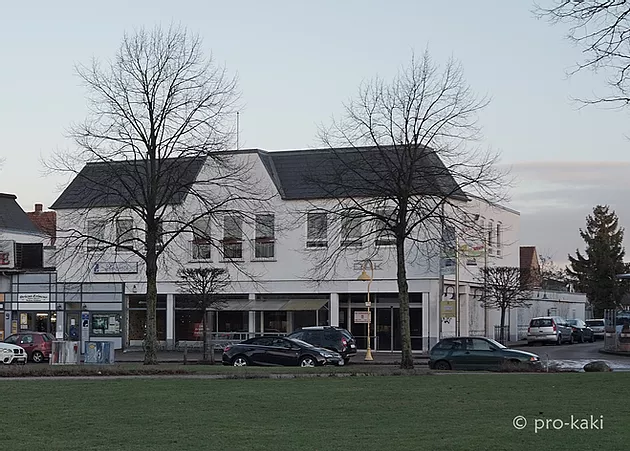 Umzug der Bücherei an den Grünen Markt